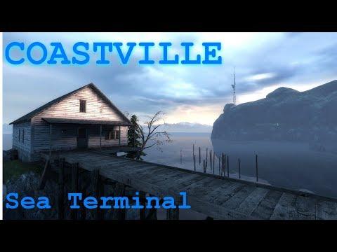 TLC CoastVille impressions: Sea Terminal