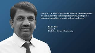 Dr. G T Raju | Principal | The Oxford College Of Engineering