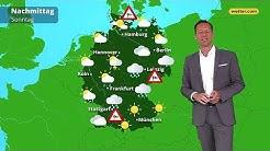 Wetter heute: Die aktuelle Vorhersage (17.03.2019)