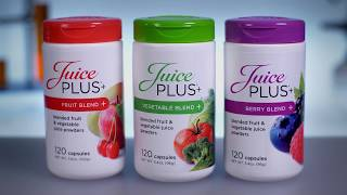 Polyphenols in Juice Plus+