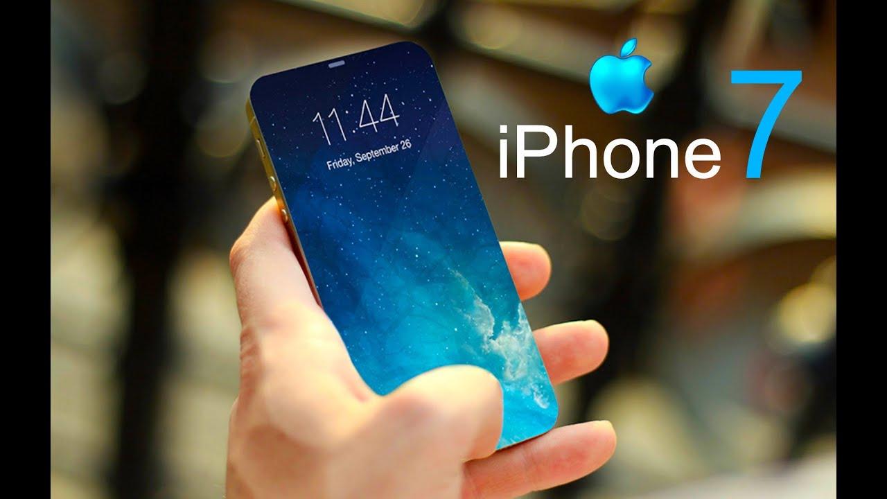 Top 5 Iphone 7 Concept Trailer