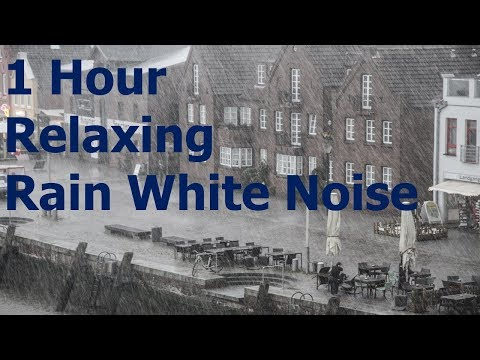 Relax in Deep Sleep with Sounds of Nature in Rain White Noise