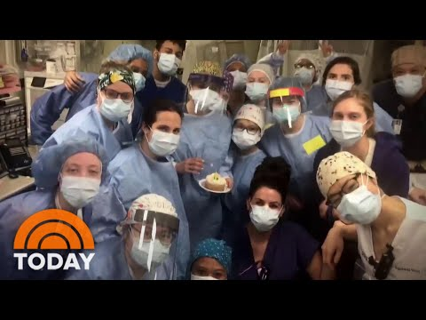 Nurses Speak Out From Front Lines On National Nurses Day | TODAY