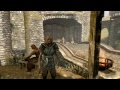 Skyrim Let's play part 1. The dragons are back!