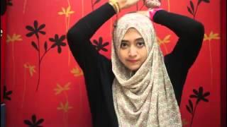 Tutorial Hijab Pashmina Panjang Mudah Dan Simple