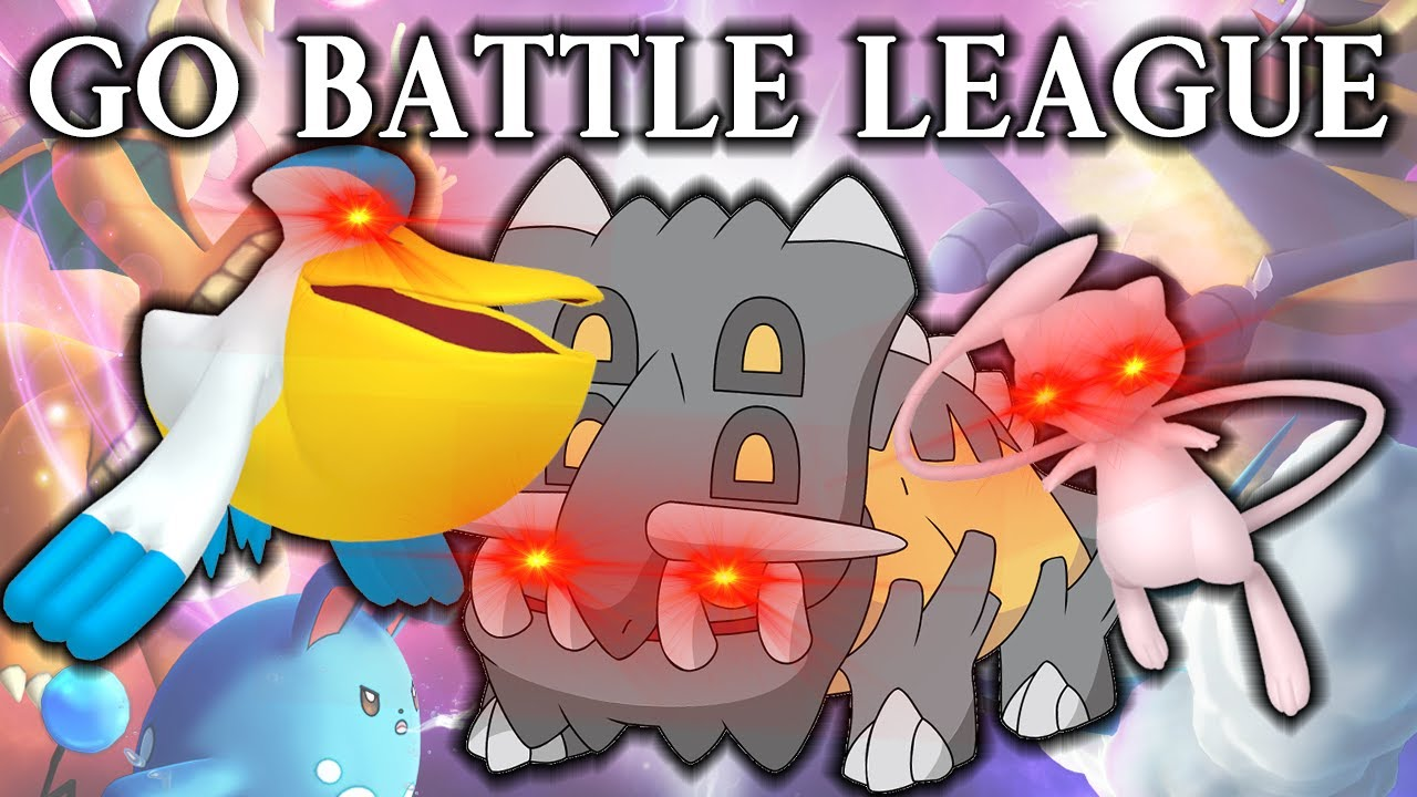 GO Battle League: The BEST Team in GBL??? (Great League)