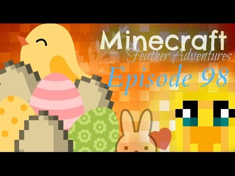 Feather Adventures : Happy Easter! - {98}