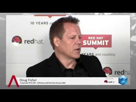 Doug Fisher  Red Hat Summit 2014  TheCUBE