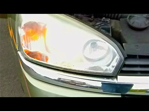 05 Chevy Malibu Headlight Bulb And Socket Replacement