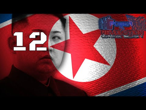 War With Taiwan Power and Revolution (Geopolitical Simulator 4)North Korea Part 12 2018 Add-on