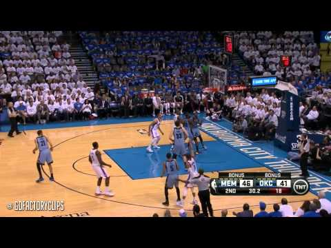Russell Westbrook Full Highlights vs Grizzlies 2014 Playoffs West R1G2 - 29 Pts, 8 Ast