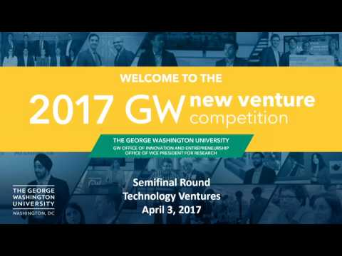 2017 New Venture Competition Semifinals  - Fourth Wave Studios