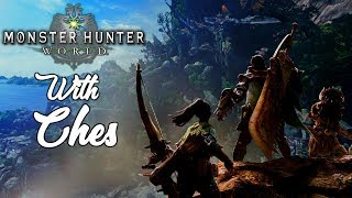 Cheswolf Plays Monster Hunter 9 thumbnail