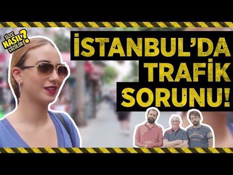 İSTANBUL'DAKİ TRAFİK SORUNU SİZCE NASIL ÇÖZÜLÜR? / SİZCE NASIL ÇÖZÜLÜR? #1