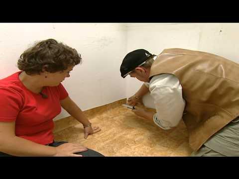 Renovierungs & Heimwerker Tipps: PVC Boden Selber Verlegen