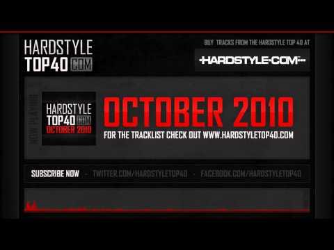 Hardstyle Top40 - October 2010 (HQ)