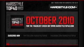 Hardstyle Top40  October 2010 (HQ)