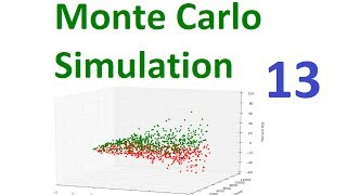 Monte Carlo Simulation and Python 13 - D'Alembert Strategy