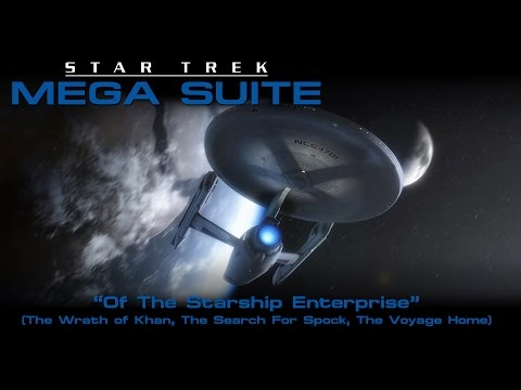 Star Trek Mega Suite 3: Of the Starship Enterprise