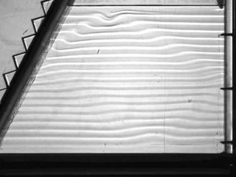 Attractive internal wave patterns