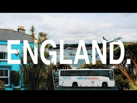 MY FIRST TIME OUT OF SCANDINAVIA | England VLOG, 1