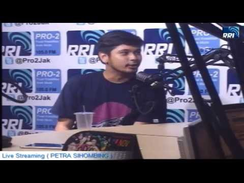 PETRA SIHOMBING (Live Video Corner RRI)