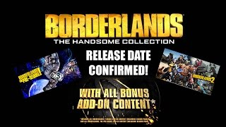 Borderlands: The Handsome Collection | Next-Gen 60 FPS Release Date Confirmed!