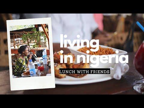 Vlog #3: Lunch At Terra Kulture Lagos, Nigeria