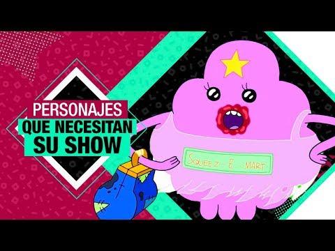 Personajes De Hora De Aventura Que MERECEN Su Propio Show | Atómico #321 | Átomo Network