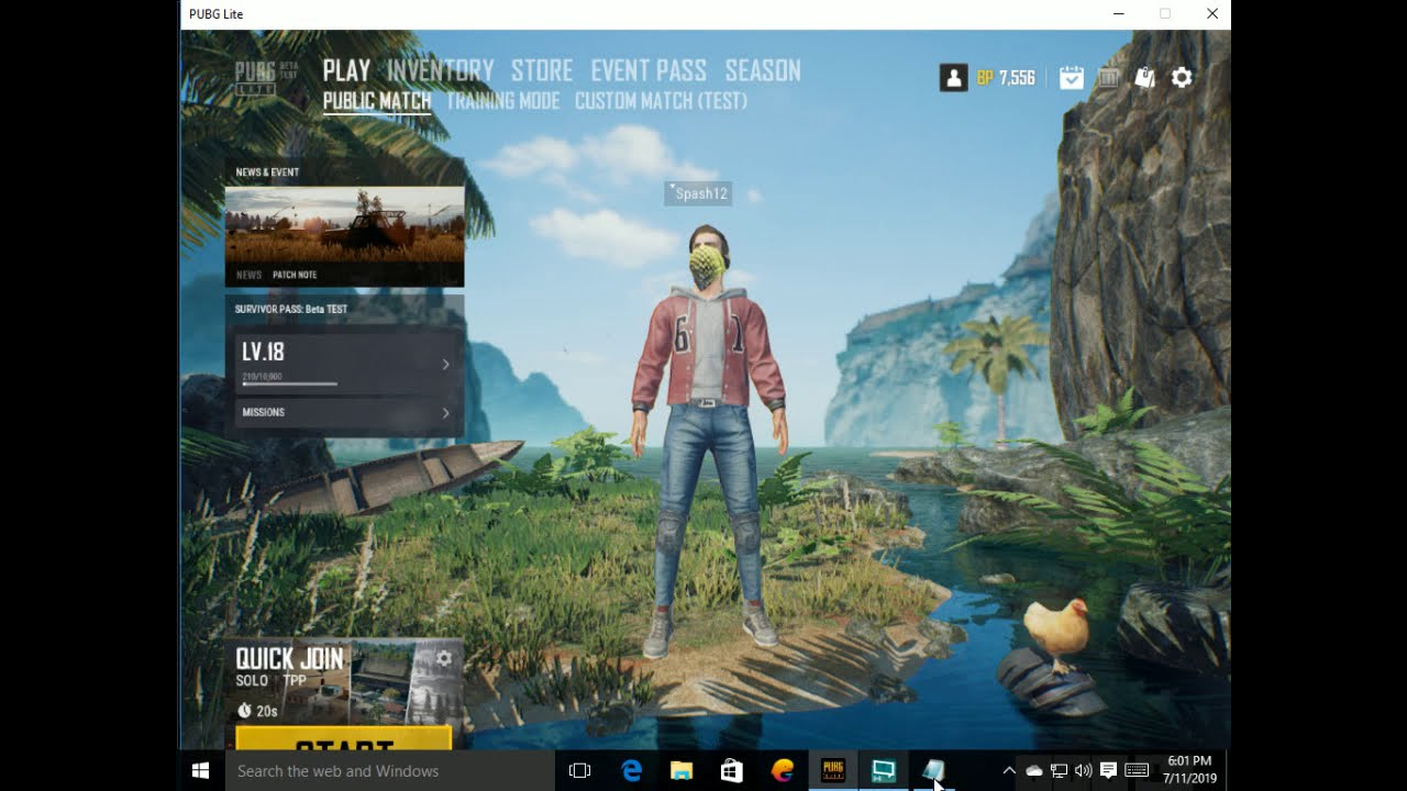 Pubg Lite Pc How To Redeem Your Gift Code