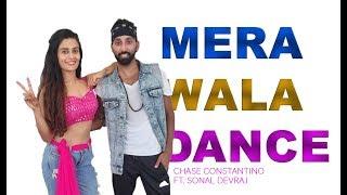 SIMMBA: Mera Wala Dance Video | Chase Constantino Choreography ft. Sonal Devraj | Ranveer Singh