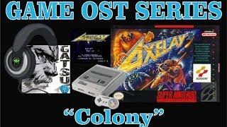 GAME OST SERIES - Axelay