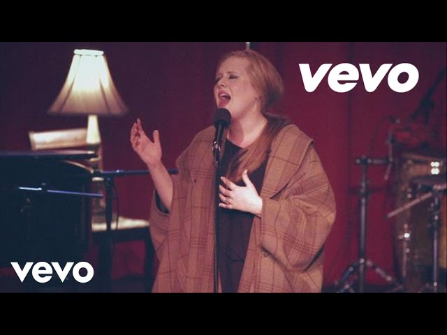 Adele - Turning Tables (Live at Largo)