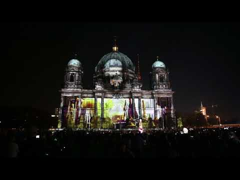 02 Framemov - Spain | 3. Festival of Lights Award | Berlin Cathedral