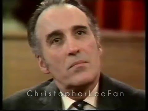 Christopher Lee ~ This Is Your Life