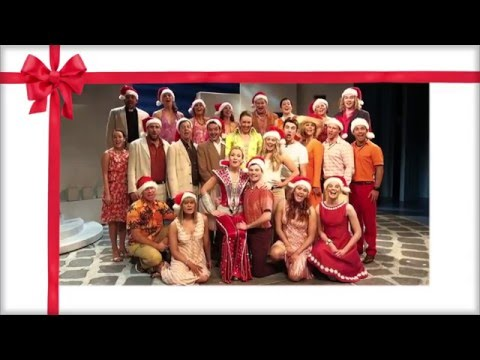 MAMMA MIA! Helsinki - Holiday Message 2015