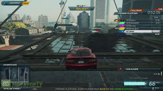 NFS Most Wanted 2012   Multiplayer Game Features [EN] (2012)   HD