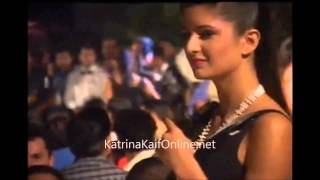 Katrina Kaif Fashion Show 2003