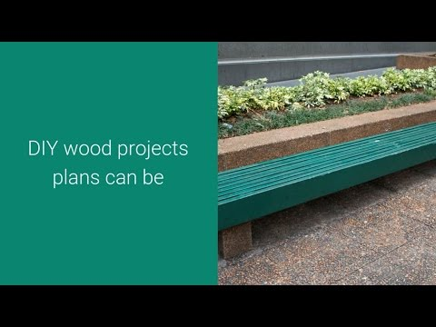 Best DIY Wood Projects Plans for Beginners -  Do It Yourself Woodworking Projects