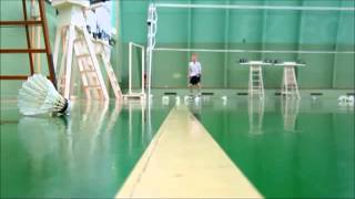 Badminton tricks DENMARK