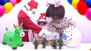 Ну погоди Снегурочка Мультфильмы для детей - Развлечения для детей
