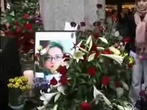 anna lindh begravning