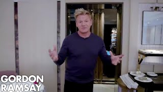 Behind the Scenes at Restaurant Gordon Ramsay