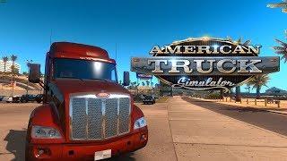 🔴 #71 American Truck Simulator & FORTNITE 🔴