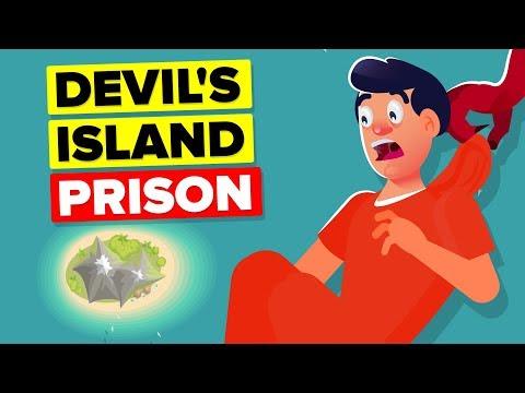 Why No One Has Ever Escaped Devil's Island Prison