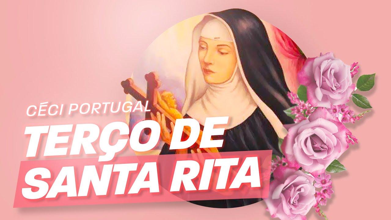Terço De Santa Rita De Cássia Hozana