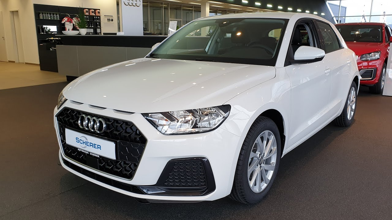 2019 Audi A1 Advanced 30 Tfsi 85 116 Kw Ps 6 Gang Youtube