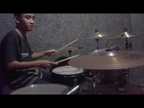 Five minutes - miss u love u Drum Cover by wardana
