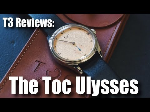 Made In... Dublin?  Reviewing The New Toc Ulysses!