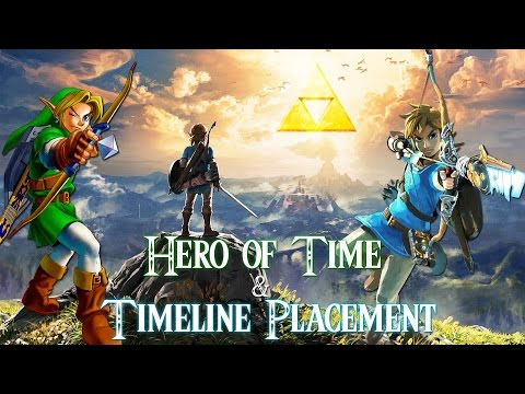 Zelda Theory: Hero of Time is Link in Breath of the Wild! - Timeline Placement of Breath of the Wild